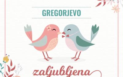 Gregorjevo, ko se ptički ženijo